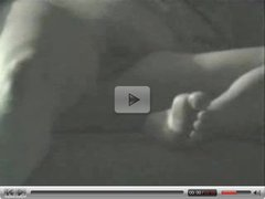 My mummy home alone. See what she do !. Hidden cam