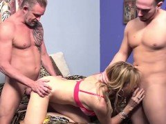 Horny Desi Dalton gets double penetrated