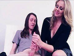 Mom Jerks Off Son - Shes Live on FREE2CAM,COM