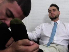My first boy gay sex time KC's New Foot & Sock Slave
