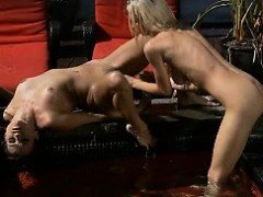 two bikini girls fuck in pool part3 porn2s