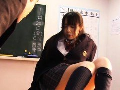 Young schoolgirl coercive to suck cock and fucked roughly