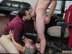 Straight boys first nut gay Does naked yoga