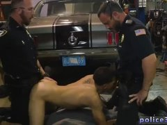 Nude police gay sex first time Get poked by