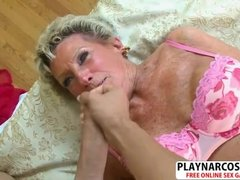 Hottie Mother Sandra Ann Riding Cock Good Touching Friend