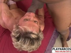 Crumb Girlfriend Mom Sandra Ann Gets Fucked Hot Her Stepson