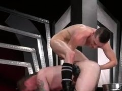 Gay porn movie in gangbang In an acrobatic 69, Axel