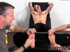 Gay daddy feet movie first time Officer Christian Wilde