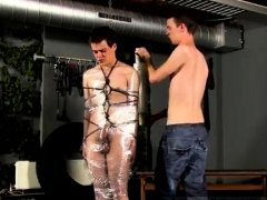 Videos of young boys in bondage gay Cristian is almost