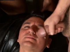 Old gay man cumshot face boys Cody Domino Gets Rolled