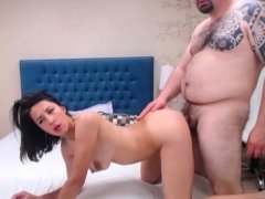 Horny MILF Knows How to Make Her Man Cum