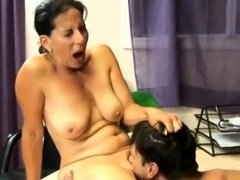 Mature Milf have sex with youg boy - Pt2 On HDMilfCam,com