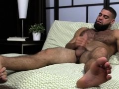 Gay porn in the 0s Ricky Larkin Shoots His Load As I