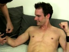 Gay playmate's brother sexs cum inside ass first time