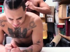 Muscle men police gay porno xxx 21 yr old Latino male,