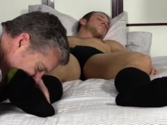 Latin men foot movie and gay feet for rent Kenny stirred