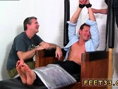 Free movie gay guy foot porn Gordon Bound & Tickle d