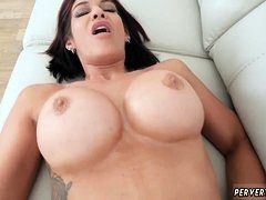 Mom breast feeding first time Ryder Skye in Stepmother