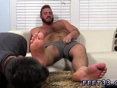 Gay sex free only men first time Aaron Bruiser Lets Me