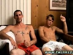 Teens boys gay sex clips The two fondle their stiffys