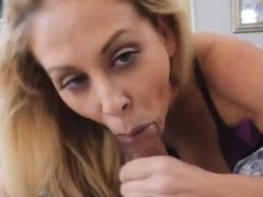 Mature milf 60 plus anal xxx Cherie Deville in