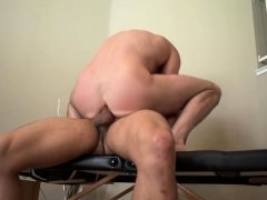 Hot gay oral sex and massage