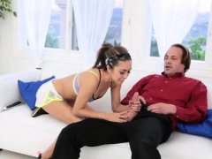 Angry dad fucks pal' pal's daughter xxx The Stretch And