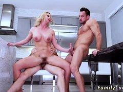 Taboo charming mother 1 Army Boy Meets Busty Stepmom