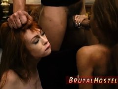 On brutal anal and mistress fucks slave Sexy young girls,
