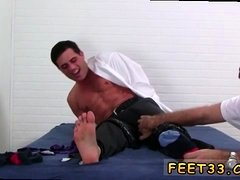 Student boy gay sex movie Professor Link Tickled For