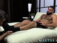 Sex gay young foot Ricky Larkin Shoots His Load As I