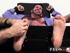 Foot long latino dicks gay Billy Santoro Ticked Naked