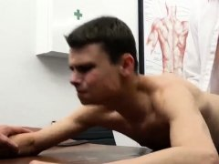 Hot gay sexy body boy long penis video Doctor's Office