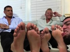 Gay foot porn nasty recent amatuer Ricky Worships Johnny