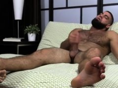 Young feet gay gallery Ricky Larkin Shoots His Load As I