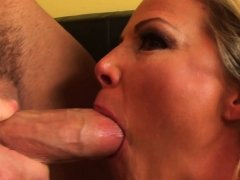 MILF Kayla Synz anal with weird doctor