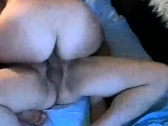 Fucking My Wife on spy cam