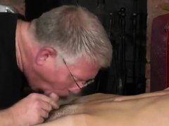 Gay porn deep anal But after all that beating, the sir