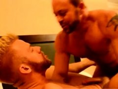Gay porn truck driver sex shows first time He should be