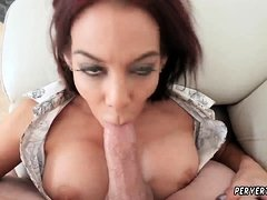 Milf teaches redhead how to fuck and mom gloryhole Ryder