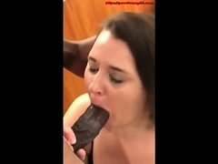 chubby white wife pain and pleasure from bbc