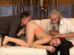 Blowjob party Unexpected practice with an older gentleman