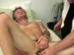 Real boy asshole gay He took that hitachi and stuffed it