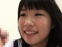 Delicious japanese Miku Aono gets rough plowing