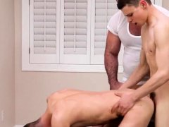 Young chum's brothers jerk off together gay porn xxx