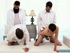 Barley legal gay boys cum eating and video movie first