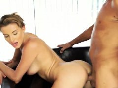 Daddy fucks pal' pal's daughter and big old Sex with her