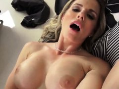 This milf teaches young milfs how to fuck Cory Chase in