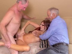 Teen fucks old man and stroke it for me daddy Frannkie