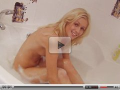 Elise - Taking a hot bath! -MM-